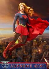 1/6 Supergirl Figure USA CW Toys Hot War Story Supreme DC Superman