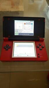 Nintendo- DS lite + chargeur + pochette