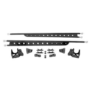 For Ford F-250 Super Duty 2011-2016 Fabtech Rear Floating Traction Bar Kit