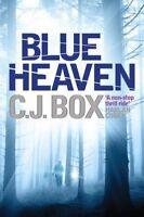Blue Heaven By C.J. Box. 9781848872943