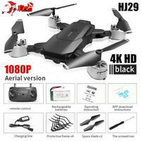 Quadcopter Drone 1080P HD WIFI FPV Camera High Altitude Hold Foldable XMAS Gifts