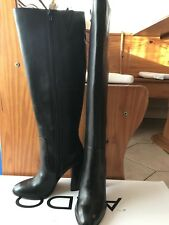 Ladies Real Leather Long Boots