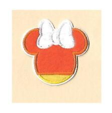 Minnie Mouse - Disney - Candy Corn - Fall - Autumn - Halloween - Iron On Patch