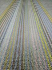 Alternative Flooring Margo Selby Wool striped runner. 2.50m x 76cm
