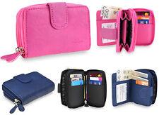Damen Brieftasche Geldbörse Portemonnaie Geldbeutel Frauen Börse Portmonee PS121