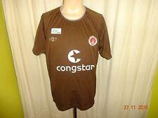 "Fc st. Pauli original doyou Football hogar camiseta 2007/08 ""congstar"" talla XL Top"