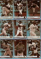 2019 Topps Chrome SEPIA Parallel SP Singles You Pick the Cards Complete Your Set