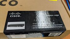 Cisco SG350 Systems 10mp 10-port Gigabit Managed Switch