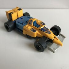 Transformers G1 SLAPDASH LOOSE BODY FOR PARTS With NOSE SPOILER