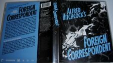 Alfred Hitchcock - Foreign Correspondent (1940) Criterion Blu-ray USA Code A