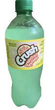 NEW Exotic Crush Grapefruit Soda 6 Bottles FREE OVERNIGHT SHIPPING