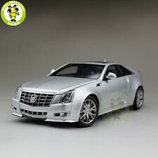 1/18 Kyosho G005S Cadillac CTS Coupe Diecast Model Car Silver