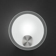 Mur Lampe Salle à manger éclairage verre satiné corridor Lecture Interrupteur De...