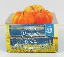 Bath And Body Works Spiced Pumpkin Cider Whipped Body Butter 8.5oz