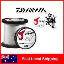 Daiwa J-braid Fishing Line White 30 Lb/330 Yd