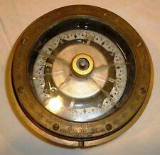 Compas Bronze Marine Nationale 2° Guerre BBT DOIGNON modèle 1932 ORIGINAL abîmé