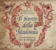 Claudio Monteverdi / - Monteverdi: Il Pianto Della Madonna [New CD]