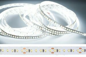 24v LED Strip Light White 6000K 90 CRI 2216 LED Light + UL power supply
