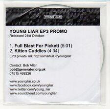 (EN155) Young Liar, Full Blast For Pickett - 2013 DJ CD