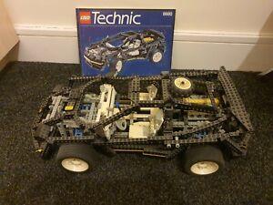 Lego Technic 8880 race car