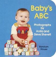 Chunky Book: Baby's ABC by Anita Shevett and Steve Shevett (1986, Board Book)