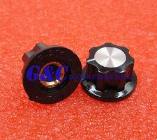 MF-A01 25 Pcs Potentiometer Knob Cap 6mm Inner Rotary Switch Bakelite