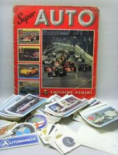SUPER AUTO-PANINI 1977-FIGURINA a scelta-STICKER at choice-Recuperata