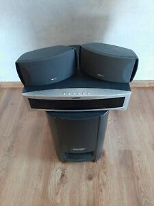 BOSE ANLAGE KOMPLETT - Soundsystem - Model AV 3-2-1 II Media Center - PS system