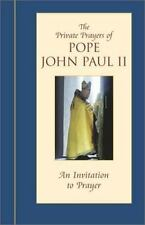 An Invitation to Prayer (Private Prayers of Pope John Paul II) (v. 2)