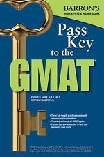 Pass Key to the GMAT (Barron's Pass Key the Gmat), Pyrdum III, Carl S., Umar  MB