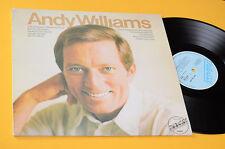 ANDY WILLIAMS LP UK PRESS EX TOP AUDIOPHILES