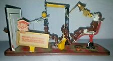 VINTAGE 1965 MULTIPLE PRODUCTS INC PLASTIC CHAIN REACTION DENTIST'S TOOTH PULLER