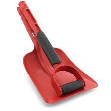 PLASTIQUE PELLE klapp-mechanismus pliage gartenschippe Pelle de neige rouge