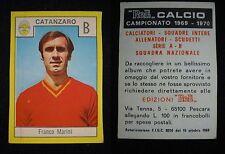 ***CALCIATORI RELI' 1969/70*** MARINI (CATANZARO)