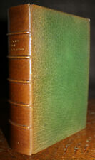 1912 Poems of Tennyson In Memoriam Idylls of the King Oxford Fine Binding Alfred