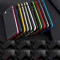 For iPhone 6S 6 Bumper Shockproof TPU Thin Hybrid Skin Hard Back Case Cover JP