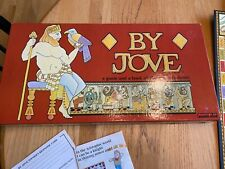 By Jove Board Game Aristoplay 1993 Great Condition!