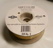 New listing New 500 Feet Petsafe Innotek Rfa-1In-ground Dog Fence Wire