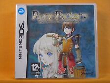 ds RUNE FACTORY A Fantasy Harvest Moon Lite DSi 3DS Nintendo PAL UK REGION FREE