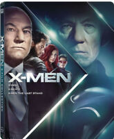 X-MEN TRILOGY COLLECTION (3 BLU-RAY) 3 FILM EDIZIONE STEELBOOK