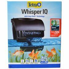 Tetra Whisper IQ Power Filter : 45 Gallons - Model: WL78003