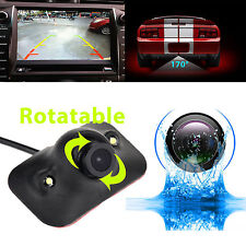 170°CMOS Car Rear View Reverse Backup Parking Camera Waterproof Night View 12V z