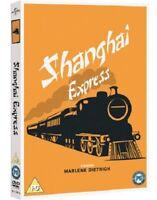 Shanghai Express DVD (2018) NEW