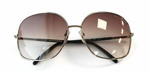 Karl Lagerfeld KL Bronze Havana Womens Metal UV Shades Sunglasses KL213S 002