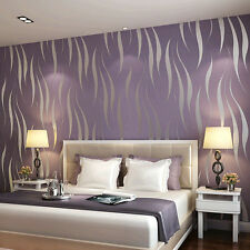 Modern Home Sticker Rolls Paper Mural Wallpaper Decorated Family Wall Mounted