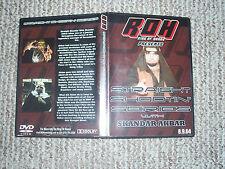 ROH Wrestling Shoot Interview DVD Skandar Akbar ECW XPW WWF WWE WCW NWA TNA NJPW