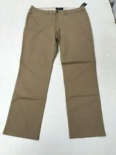 ABERCROMBIE & FITCH Kennan Straight Leg Chino Trousers Size W36 L32   (FS34)