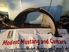 1979-1993 Mustang Inner Fender Splash Guard Wheel Well Liner RH Passenger Side