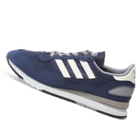 ADIDAS MENS Shoes Lowertree - Navy, White & Black - EE7962