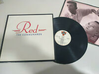 "Kommunarden Red 1987 London Spain Edition - LP vinyl 12 "" VG/VG - 3T"